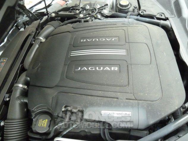 Jaguar F-Type CABRIOLET 3.0 V6 S 380 CV GRIS ANTHRACITE METALLISE Occasion - 12