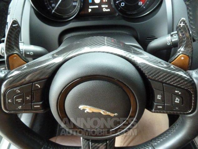 Jaguar F-Type CABRIOLET 3.0 V6 S 380 CV GRIS ANTHRACITE METALLISE Occasion - 15
