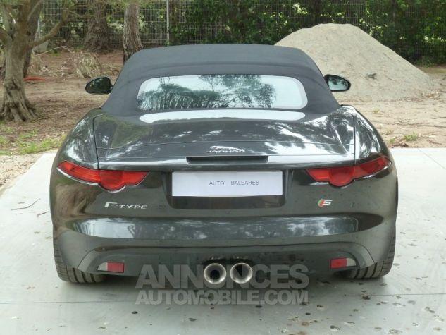 Jaguar F-Type CABRIOLET 3.0 V6 S 380 CV GRIS ANTHRACITE METALLISE Occasion - 16
