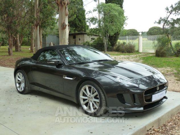 Jaguar F-Type CABRIOLET 3.0 V6 S 380 CV GRIS ANTHRACITE METALLISE Occasion - 18