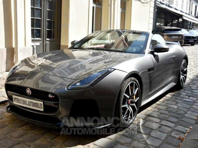 Jaguar F-Type Cabriolet SVR AWD Ammonite Grey Occasion - 0