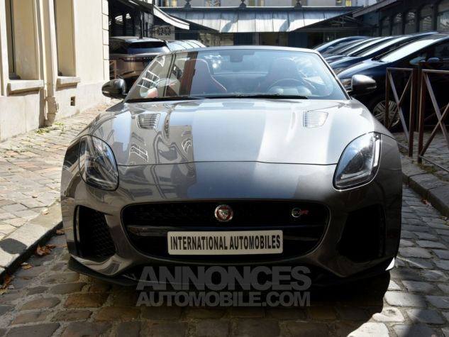 Jaguar F-Type Cabriolet SVR AWD Ammonite Grey Occasion - 2