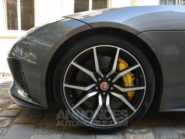 Jaguar F-Type Cabriolet SVR AWD Ammonite Grey Occasion - 9