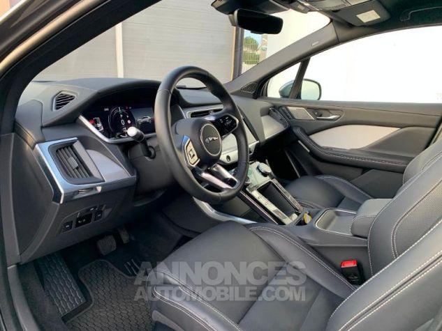 Jaguar I-Pace EV400 HSE AWD Gris F Occasion - 4