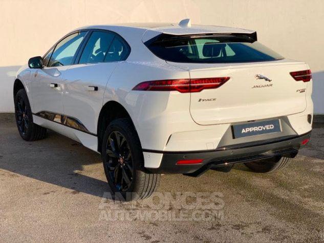 Jaguar I-Pace EV400 SE AWD Blanc (FUJI WHITE) Occasion - 3