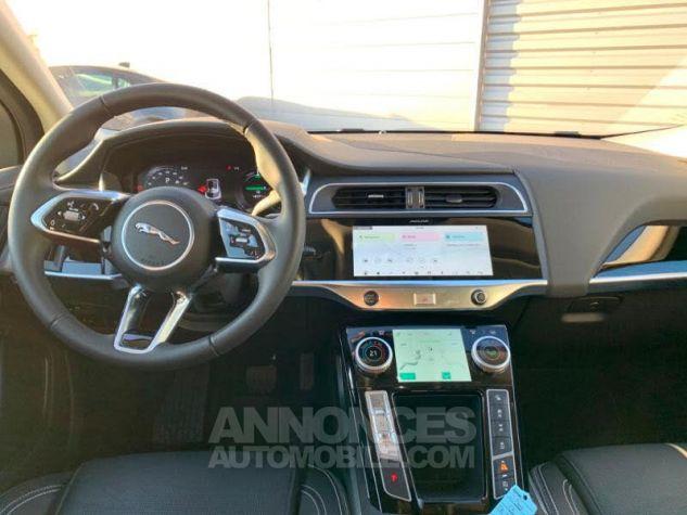 Jaguar I-Pace EV400 SE AWD Blanc (FUJI WHITE) Occasion - 7
