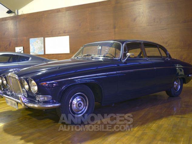 Jaguar MK1 420G Bleue foncée Occasion - 0