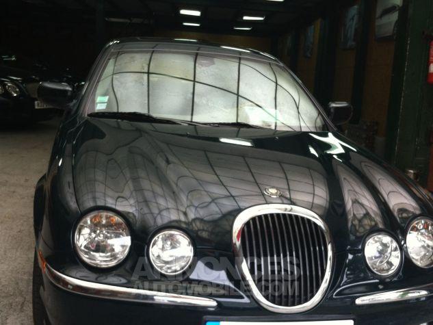 Jaguar S-Type luxe Vert Fonce Occasion - 0