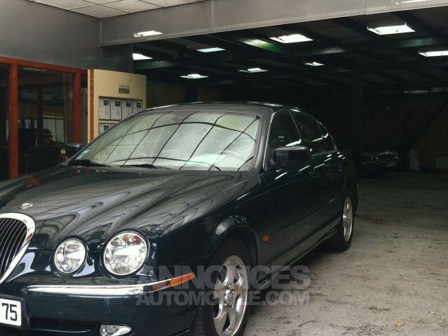 Jaguar S-Type luxe Vert Fonce Occasion - 1