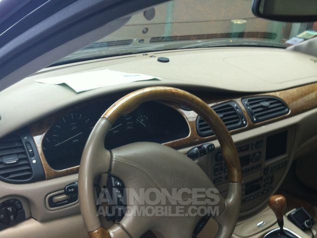 Jaguar S-Type luxe Vert Fonce Occasion - 2
