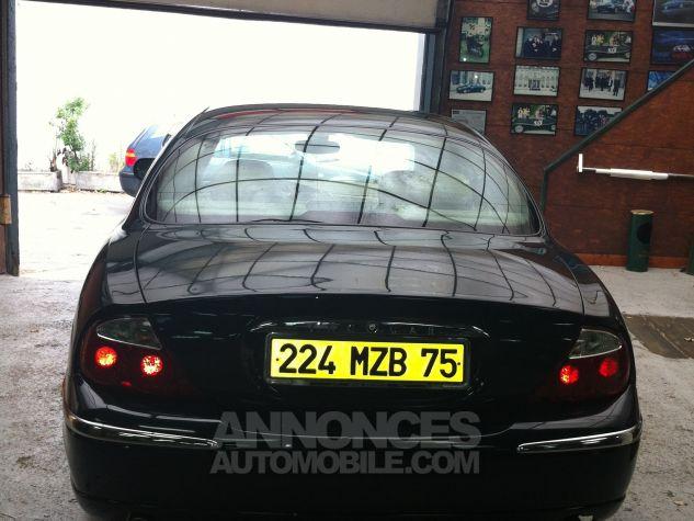 Jaguar S-Type luxe Vert Fonce Occasion - 4