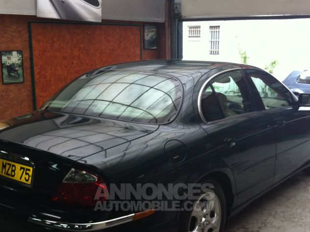 Jaguar S-Type luxe Vert Fonce Occasion - 5