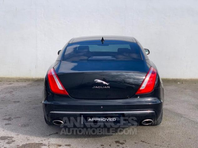 Jaguar XJ 3.0D V6 300 Portfolio Noir (ULTIMATE BLACK) Occasion - 4