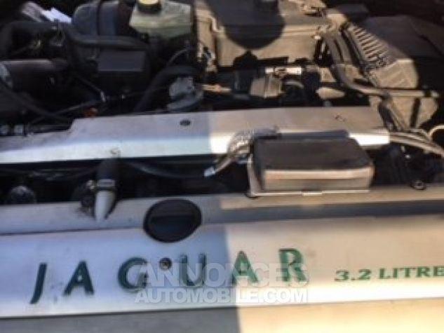 Jaguar XJ6 BIO ETHANOL Magnolia fonçé Occasion - 8