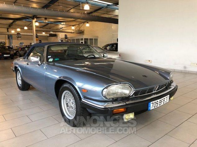 Jaguar XJS V12 bleu Occasion - 1