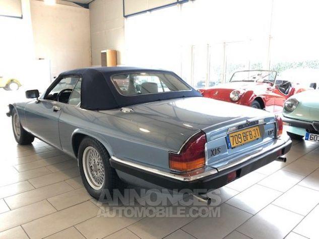 Jaguar XJS V12 bleu Occasion - 4