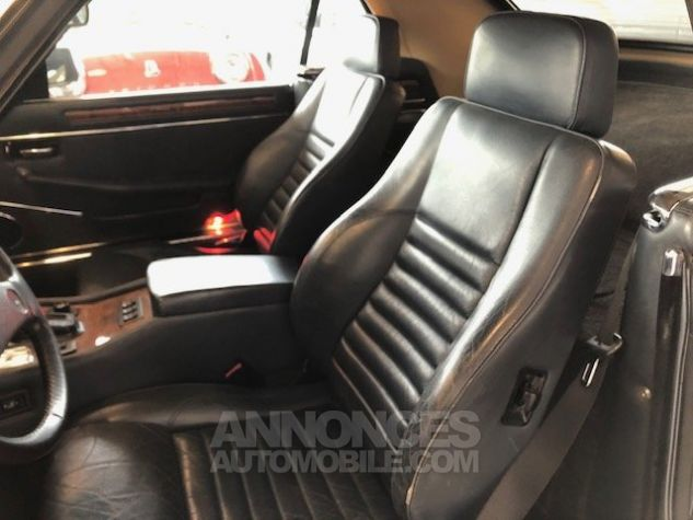 Jaguar XJS V12 bleu Occasion - 5