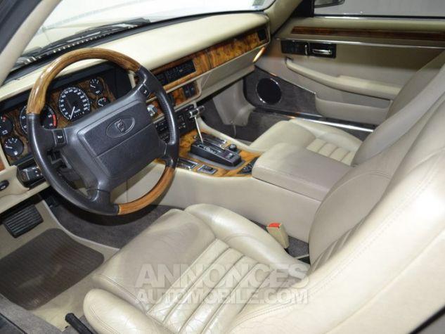Jaguar XJS V12 6.0L Oyster Metallic SDE Occasion - 5
