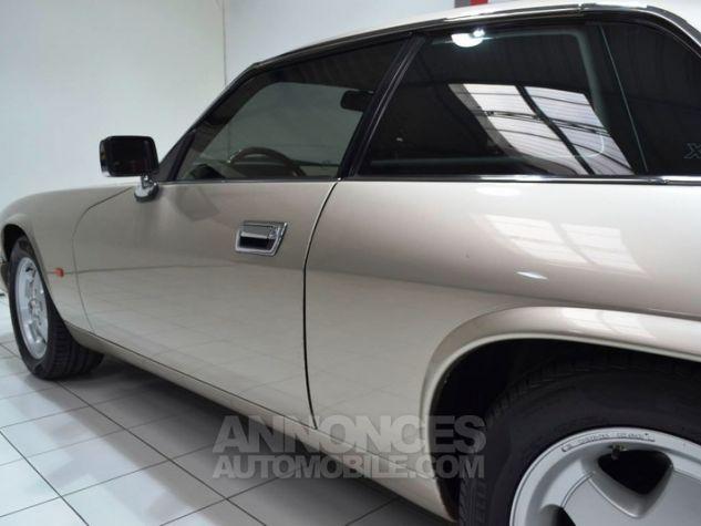 Jaguar XJS V12 6.0L Oyster Metallic SDE Occasion - 14