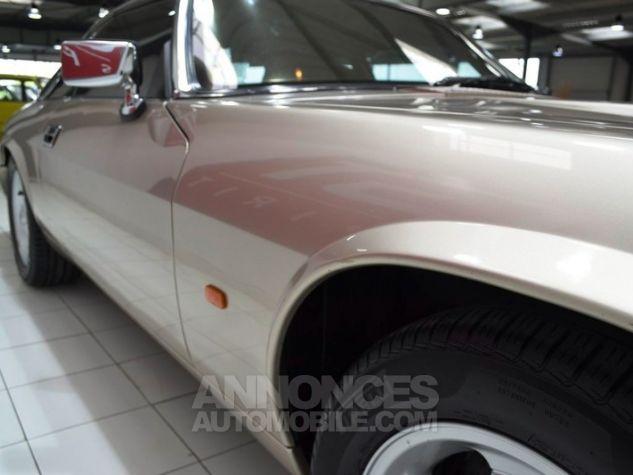 Jaguar XJS V12 6.0L Oyster Metallic SDE Occasion - 21