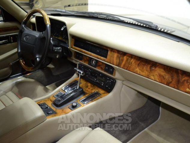 Jaguar XJS V12 6.0L Oyster Metallic SDE Occasion - 29