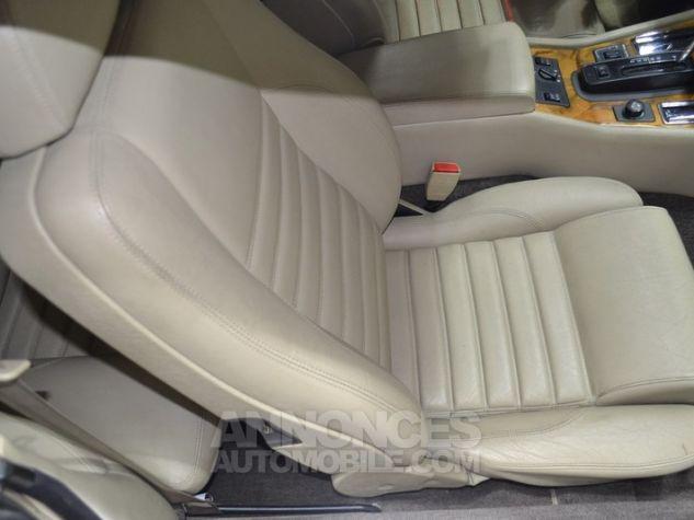 Jaguar XJS V12 6.0L Oyster Metallic SDE Occasion - 30
