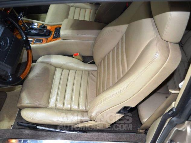 Jaguar XJS V12 6.0L Oyster Metallic SDE Occasion - 33