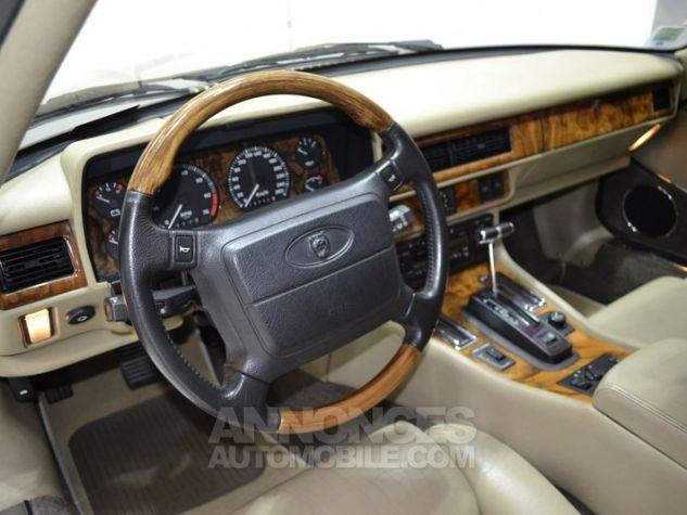 Jaguar XJS V12 6.0L Oyster Metallic SDE Occasion - 34