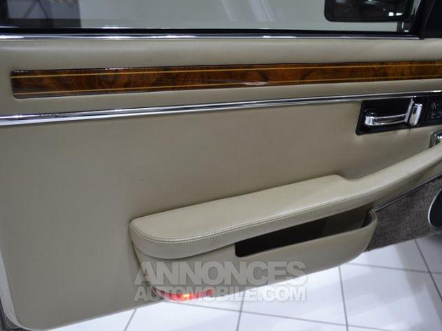 Jaguar XJS V12 6.0L Oyster Metallic SDE Occasion - 36