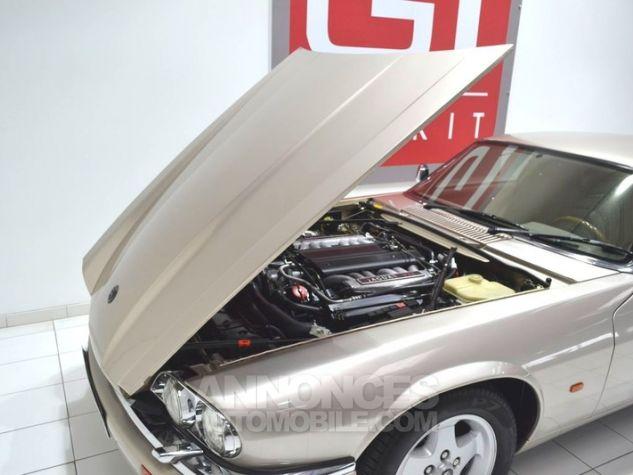 Jaguar XJS V12 6.0L Oyster Metallic SDE Occasion - 37