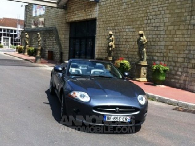 Jaguar XK convertible cuircuir Occasion - 0