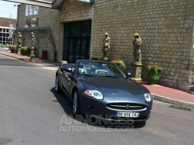Jaguar XK convertible cuircuir Occasion - 1
