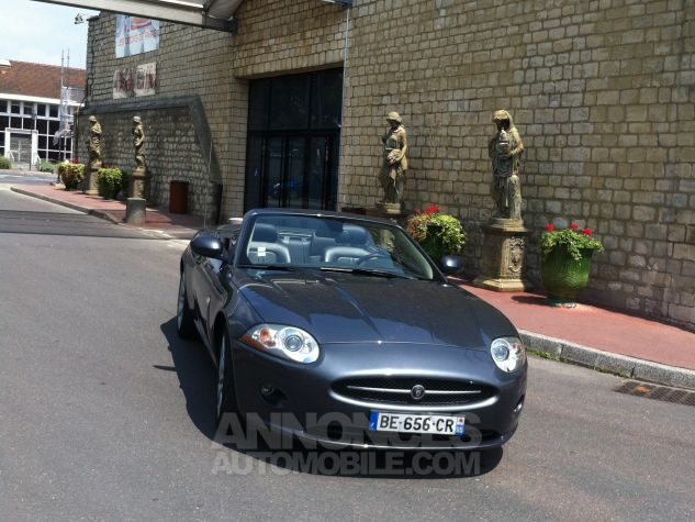 Jaguar XK convertible cuircuir Occasion - 2