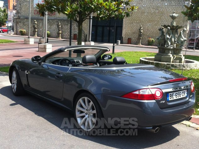 Jaguar XK convertible cuircuir Occasion - 3