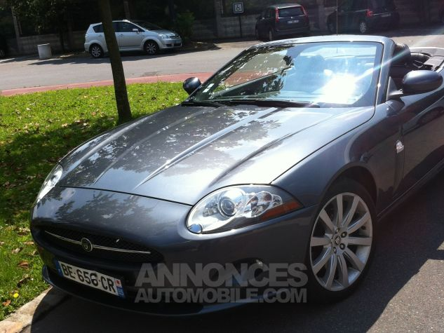 Jaguar XK convertible cuircuir Occasion - 4