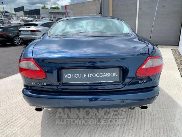 Jaguar XK8 4.0 V8 BA Bleu Occasion - 6