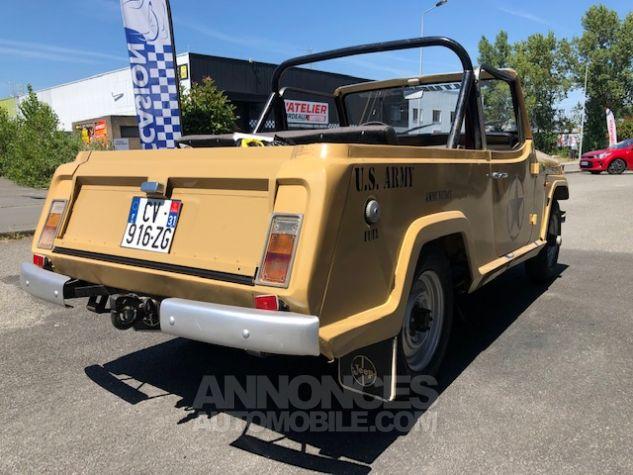 Jeep Commando HD Beige Verni Occasion - 8