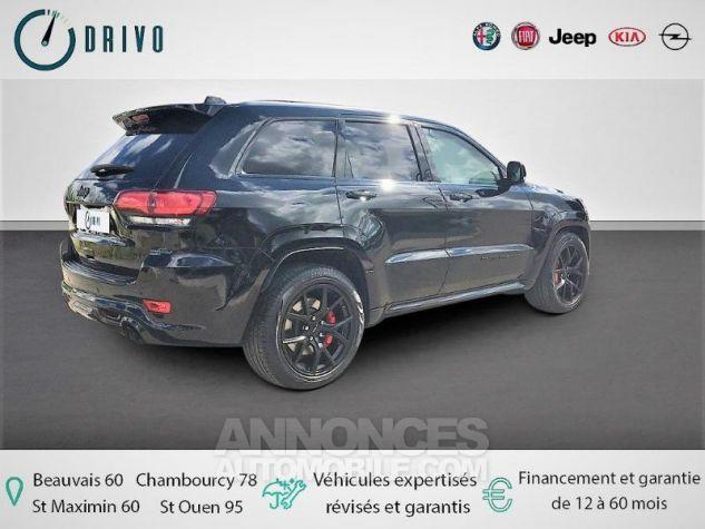 Jeep GRAND CHEROKEE 6.4 V8 HEMI 468ch SRT BVA8 Euro6d-T Noir Occasion - 1