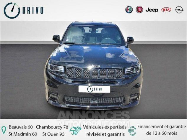 Jeep GRAND CHEROKEE 6.4 V8 HEMI 468ch SRT BVA8 Euro6d-T Noir Occasion - 2