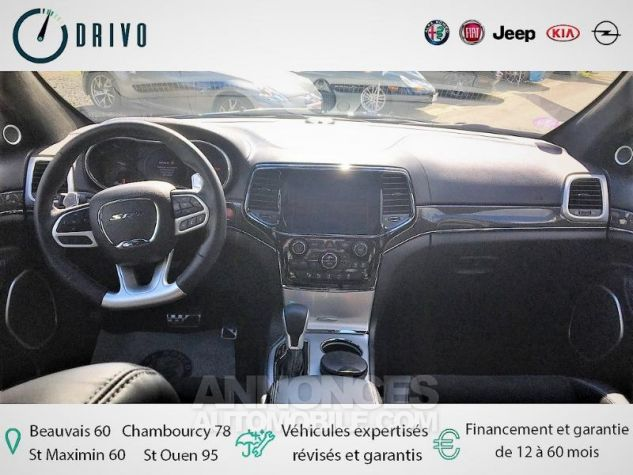 Jeep GRAND CHEROKEE 6.4 V8 HEMI 468ch SRT BVA8 Euro6d-T Noir Occasion - 7