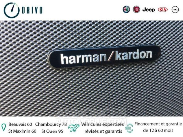 Jeep GRAND CHEROKEE 6.4 V8 HEMI 468ch SRT BVA8 Euro6d-T Noir Occasion - 16