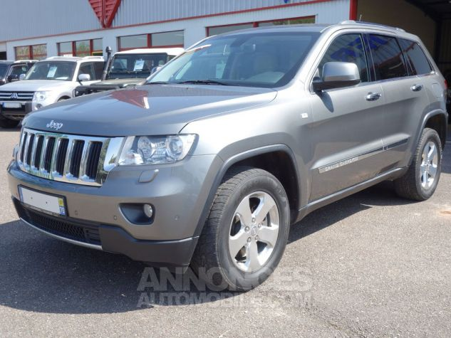 Jeep GRAND CHEROKEE limited 241cv ANTHRACITE Occasion - 1