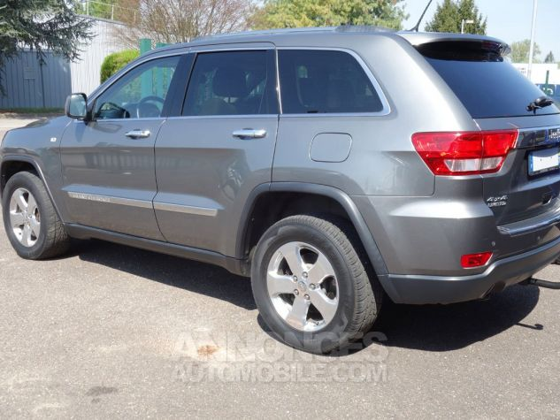 Jeep GRAND CHEROKEE limited 241cv ANTHRACITE Occasion - 2