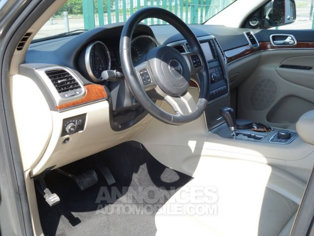 Jeep GRAND CHEROKEE limited 241cv ANTHRACITE Occasion - 3