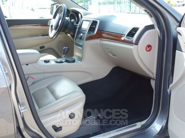 Jeep GRAND CHEROKEE limited 241cv ANTHRACITE Occasion - 6
