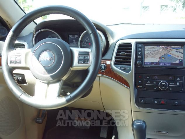 Jeep GRAND CHEROKEE limited 241cv ANTHRACITE Occasion - 7