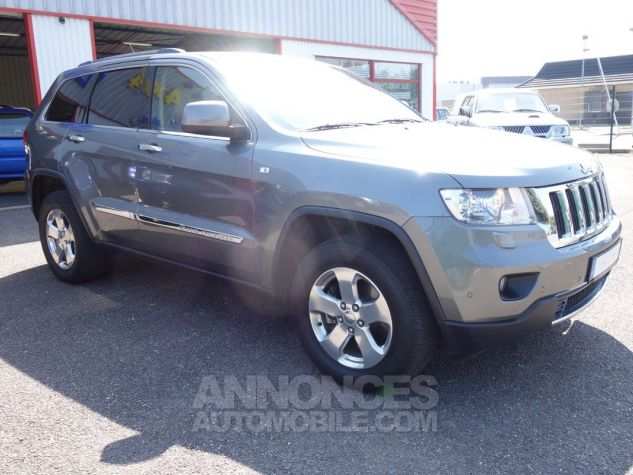 Jeep GRAND CHEROKEE limited 241cv ANTHRACITE Occasion - 9