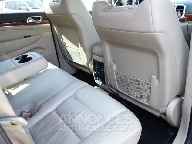 Jeep GRAND CHEROKEE limited 241cv ANTHRACITE Occasion - 10