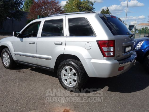 Jeep GRAND CHEROKEE limited 3L crd argent Occasion - 2