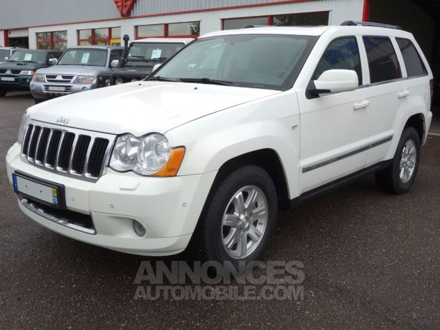 Jeep GRAND CHEROKEE limited 3L crd argent Occasion - 1